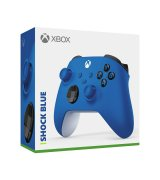 Беспроводной геймпад Microsoft Xbox Series X | S Wireless Controller with Bluetooth (Shock Blue)