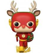 Коллекционная фигурка Funko POP! DC: Rudolph Flash (50654)