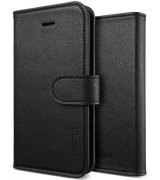 SGP illuzion Leather Wallet Case iPhone 5 Back