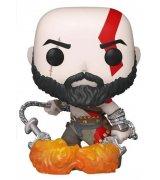 Коллекционная фигурка Funko POP! God Of War: Kratos W/Blades (GW) (Exc) (36392)