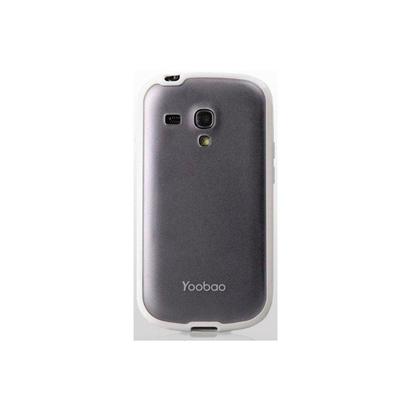 Yoobao накладка TPU Skin Cover для Samsung Galaxy S III mini I8190 White