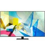 """Телевизор Samsung QLED 4K 50"""" Silver Q80T (QE50Q80TAUXUA)"""