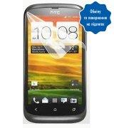 Защитная плёнка для HTC Desire V T328w глянцевая