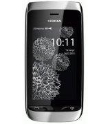 Nokia Asha 308 Charme Black