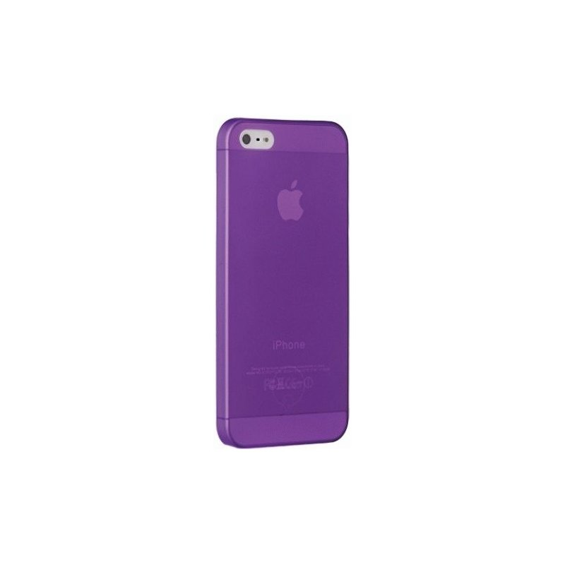 Накладка Ozaki O!coat 0.3 Jelly для Apple iPhone 5 Purple