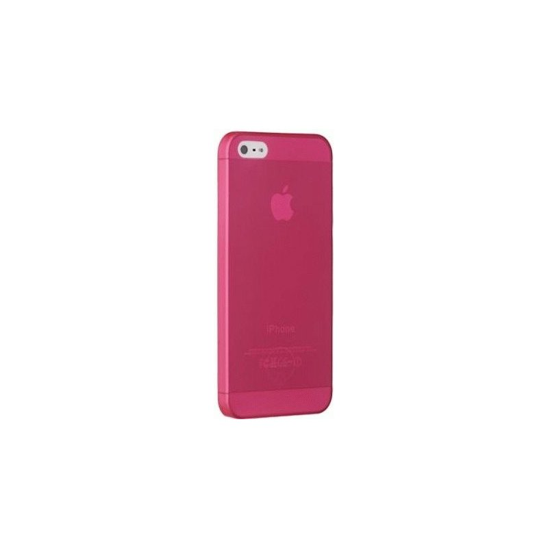 Накладка Ozaki O!coat 0.3 Jelly для Apple iPhone 5 Red