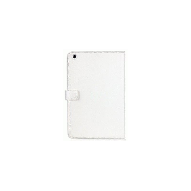 Чехол Nuoku Book Exclusive Leather Case для iPad Mini White