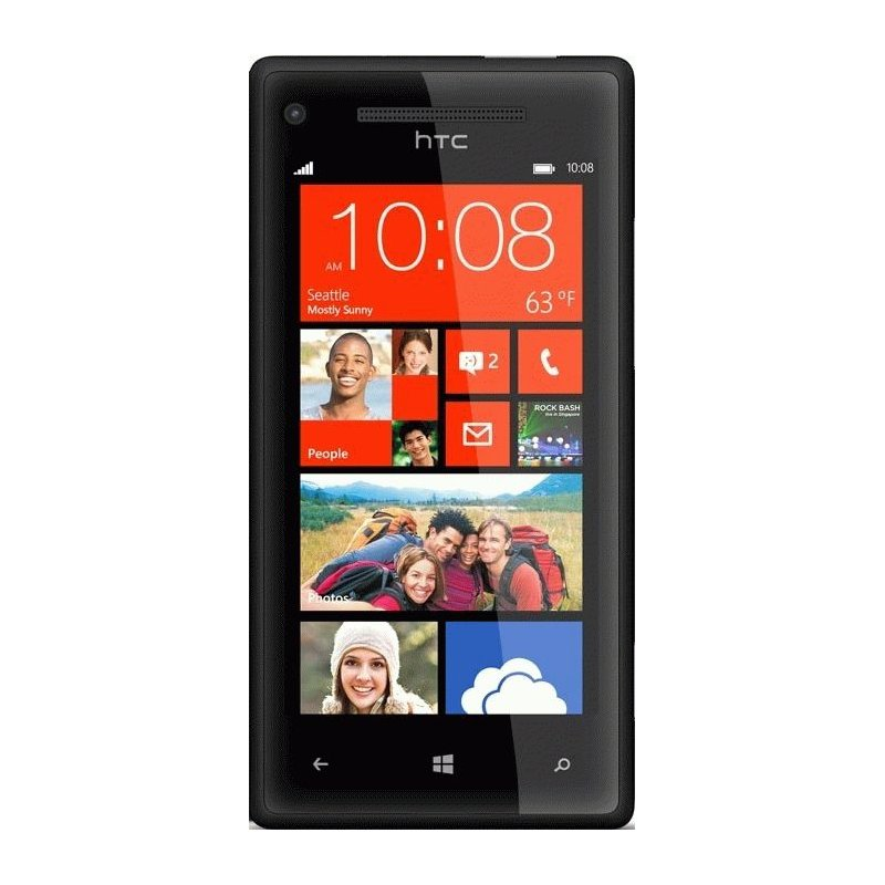 HTC Windows Phone 8X C620e graphite black