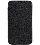 Кожаный чехол Melkco Book для Samsung Galaxy Note 2 N7100 Black