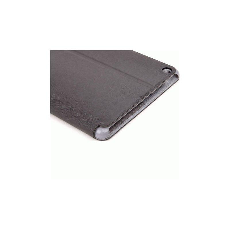 Кожаный чехол Rock Flexible series для Apple iPad mini Dark Grey