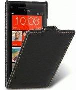 Кожаный чехол Melkco Flip (JT) для HTC Windows Phone 8X C620e Black