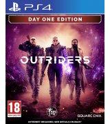 Игра Outriders. Standard Edition (PS4, Русская версия)
