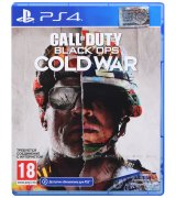 Игра Call of Duty: Black Ops Cold War (PS4, Русская версия)