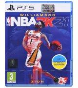 Игра NBA 2K21 (PS5, Английская версия)