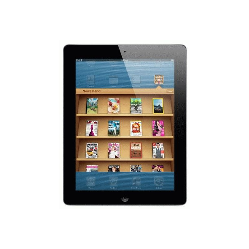 Apple iPad 4 Wi-Fi+4G 64GB Black