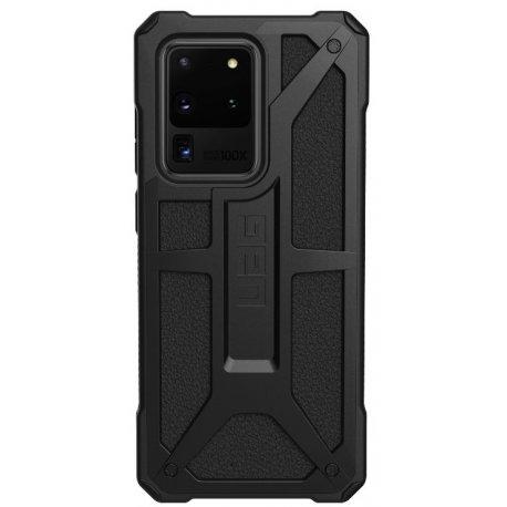 Чехол UAG для Galaxy S20 Ultra Monarch Black (211991114040)