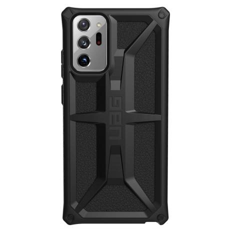 Чехол UAG для Galaxy Note 20 Ultra Monarch Black (212201114040)