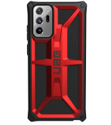 Чехол UAG для Galaxy Note 20 Ultra Monarch Crimson (212201119494)
