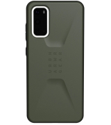 Чехол UAG для Galaxy S20 Civilian Green (21197D117272)