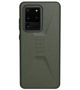 Чехол UAG для Galaxy S20 Ultra Civilian Green (21199D117272)