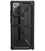 Чехол UAG для Galaxy Note 20 Monarch Black (212191114242)