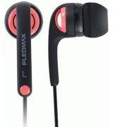 Наушники Pleomax E-9 Red