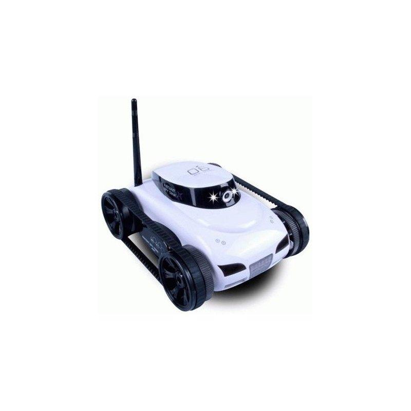 I Spy Tank white