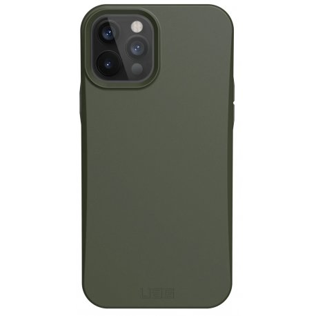 Чехол UAG для Apple iPhone 12/12 Pro Outback Green (112355117272)