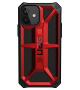 Чехол UAG для Apple iPhone 12/12 Pro Monarch Red (112351119494)