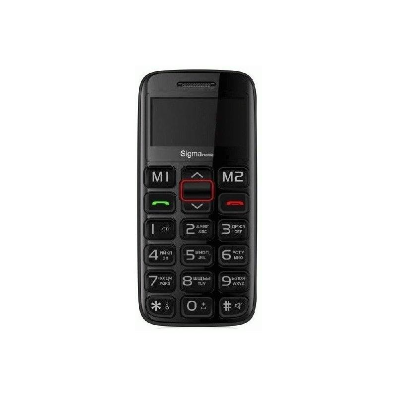 Sigma mobile Comfort 50 Agat Black