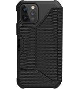 Чехол UAG для iPhone 12/12 Pro Metropolis FIBR Black (112356113940)