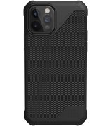 Чехол UAG для Apple iPhone 12/12 Pro Metropolis LT FIBR Black (11235O113940)