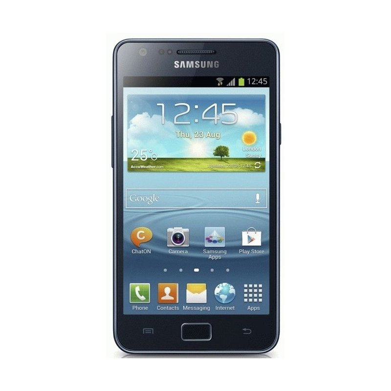 Samsung Galaxy S II Plus I9105 Dark Blue