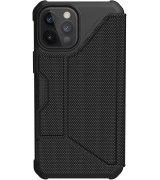 Чехол UAG для Apple iPhone 12 Pro Max Metropolis FIBR Black (112366113940)