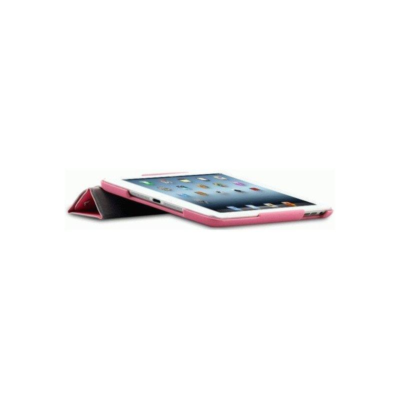 Кожаный чехол Zenus Smart Folio Cover Series для Apple iPad Mini Pink