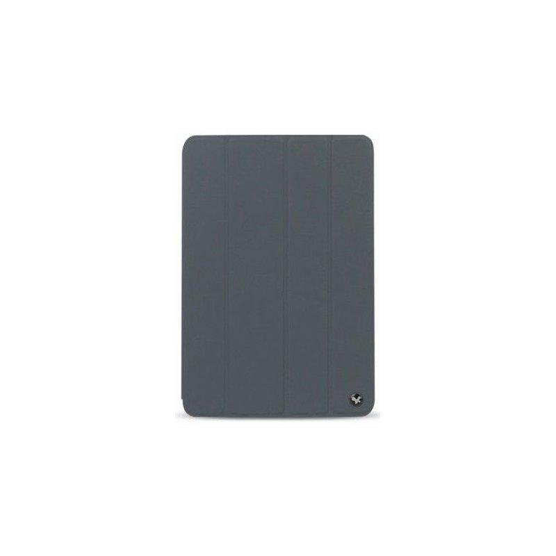 Кожаный чехол Zenus Smart Folio Cover Series для Apple iPad Mini Dark Gray