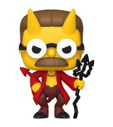 Коллекционная фигурка Funko POP! Simpsons: Devil Flanders (GW) (Exc) 51399
