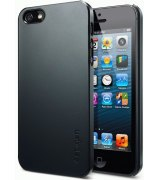 SGP iPhone 5 Case Ultra Thin Air Metal Slate