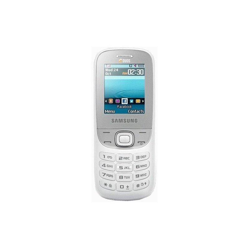 Samsung E2202 White