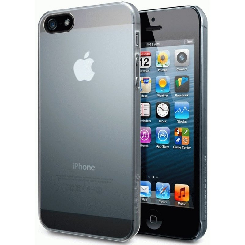 SGP iPhone 5 Case Ultra Thin Air Soft Clear