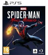 Игра Marvel Spider-Man: Miles Morales (PS5). Уценка!