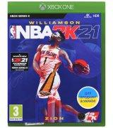 Игра NBA 2K21 (Xbox Series X, Русские субтитры)