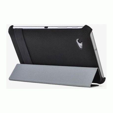 Чехол Rock Texture для Samsung Galaxy Tab 2 7.0 P3100/P3110 Dark Grey