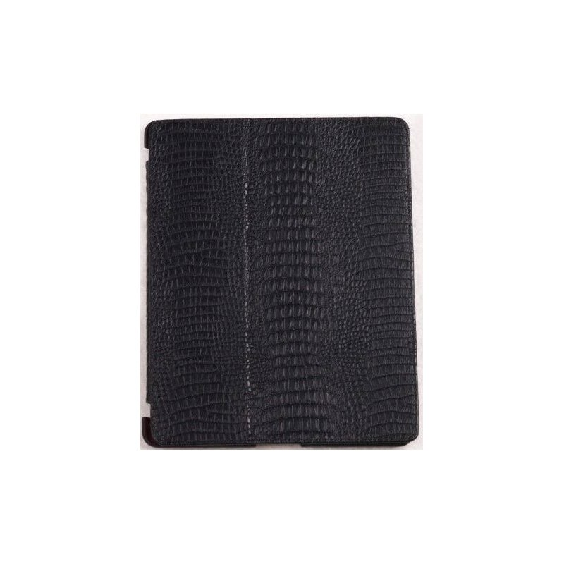 Кожаный чехол Borofone Business Series Crocodile Pattern для IPad 2/New IPad 3 Black