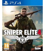 Игра Sniper Elite 4 (PS4). Уценка!