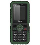 Sigma mobile X-treme IP 68 Black/Green
