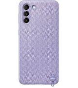 Чехол Samsung Kvadrat Cover для Galaxy S21+ (G996) Violet (EF-XG996FVEGRU)