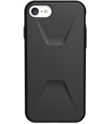 Чехол UAG для iPhone SE/8/7 Civilian Black (11204D114040)