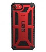 Чехол UAG для Apple iPhone SE/8/7 Monarch Crimson (IPH8/7-M-CR)