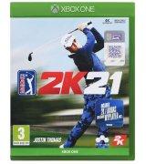 Игра PGA Tour 2K21 (Xbox One, Русские субтитры)